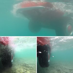 Under Water Amphicar Pix and Movies